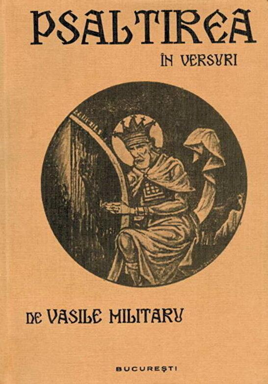 Vasile Militaru - Psaltirea in versuri (editia 1933) -