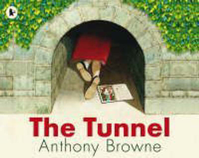 Anthony Browne - Tunnel, Paperback -