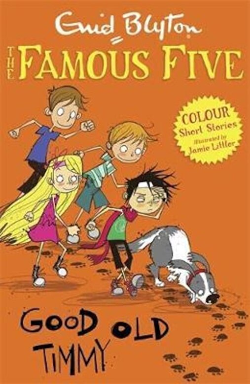 Enid Blyton - Famous Five Colour Short Stories: Good Old Timmy, Paperback -