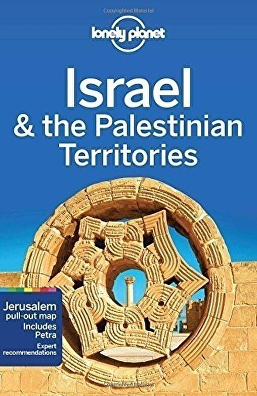 Lonely Planet, Daniel Robinson, Orlando Crowcroft, Virginia Maxwell, Jenny Walker - Lonely Planet Israel & the Palestinian Territories -