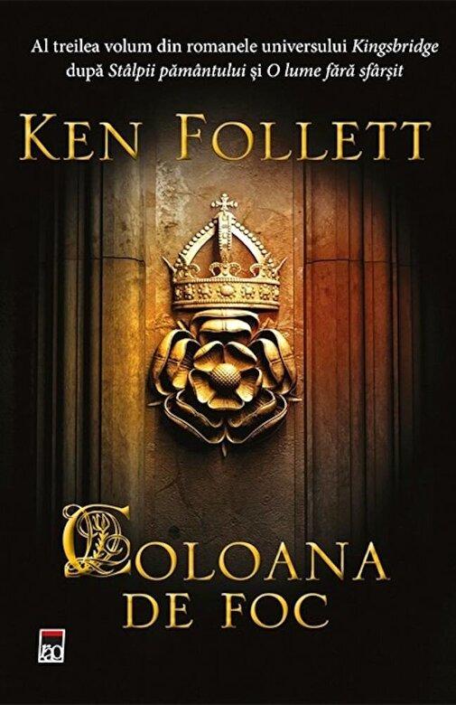 Ken Follett - Coloana de foc -