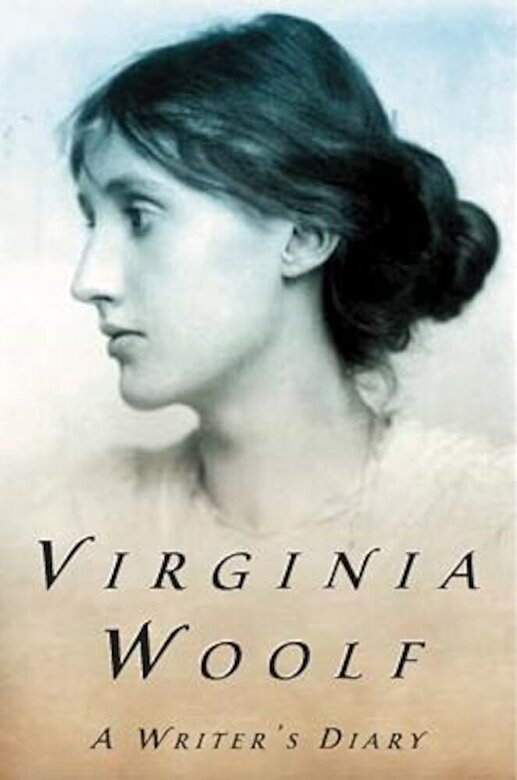 Virginia Woolf - A Writer's Diary: Being Extracts from the Diary of Virginia Woolf, Paperback -