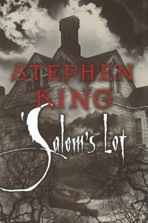 Stephen King - Salem's Lot, Hardcover -