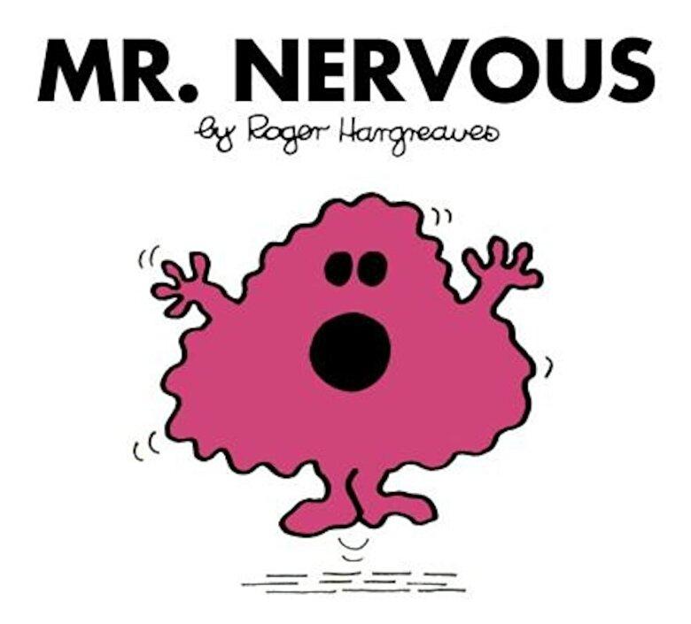 Roger Hargreaves - Mr. Nervous, Paperback -