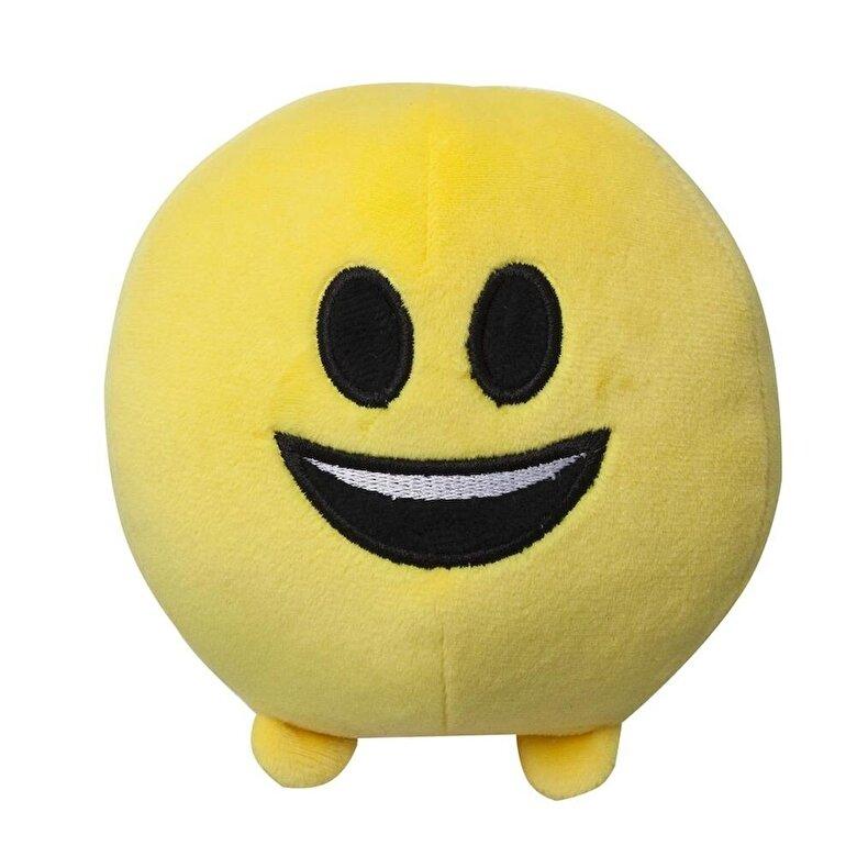 Ilanit - Emoji - Jucarie plus Happy face, 11 cm -