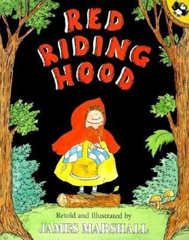 James Marshall - Red Riding Hood, Paperback -