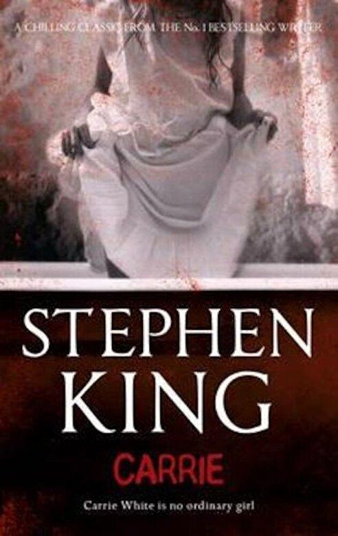 Stephen King - Carrie -