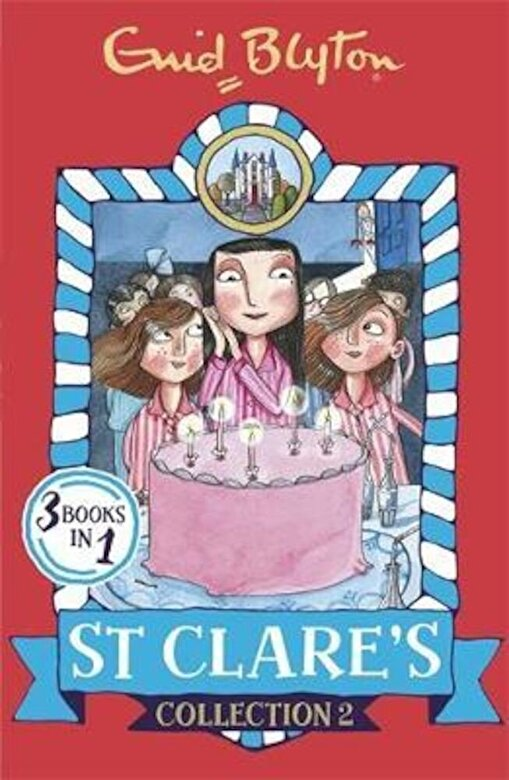 Enid Blyton - St Clare's Collection 2, Paperback -