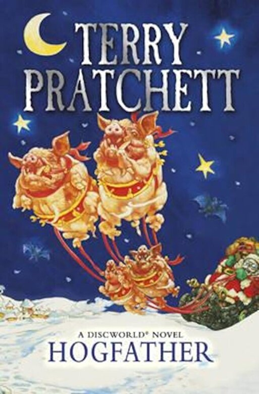 Terry Pratchett - Hogfather, Paperback -