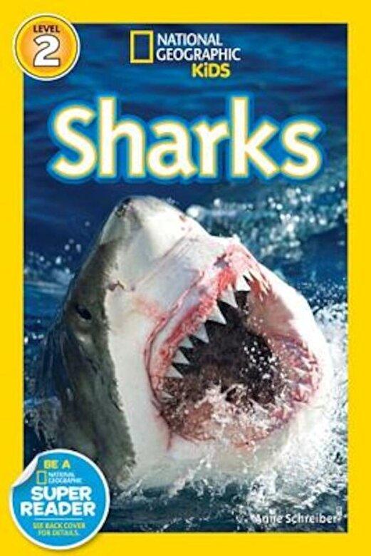 Anne Schreiber - National Geographic Readers: Sharks -
