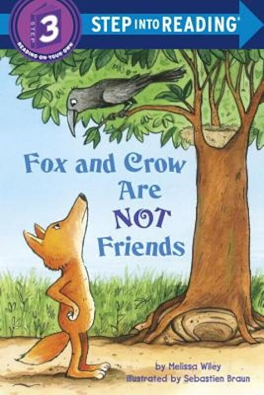 Melissa Wiley - Fox and Crow Are Not Friends, Paperback -