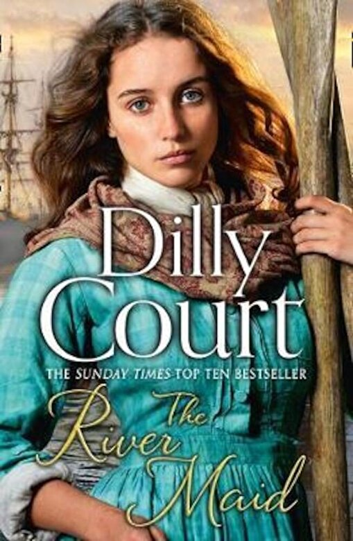 Dilly Court - River Maid, Paperback -