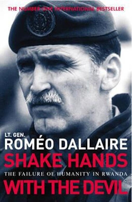 Romeo Dallaire - Shake Hands With The Devil, Paperback -