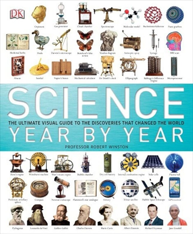 Robert Winston - Science Year by Year - English version -