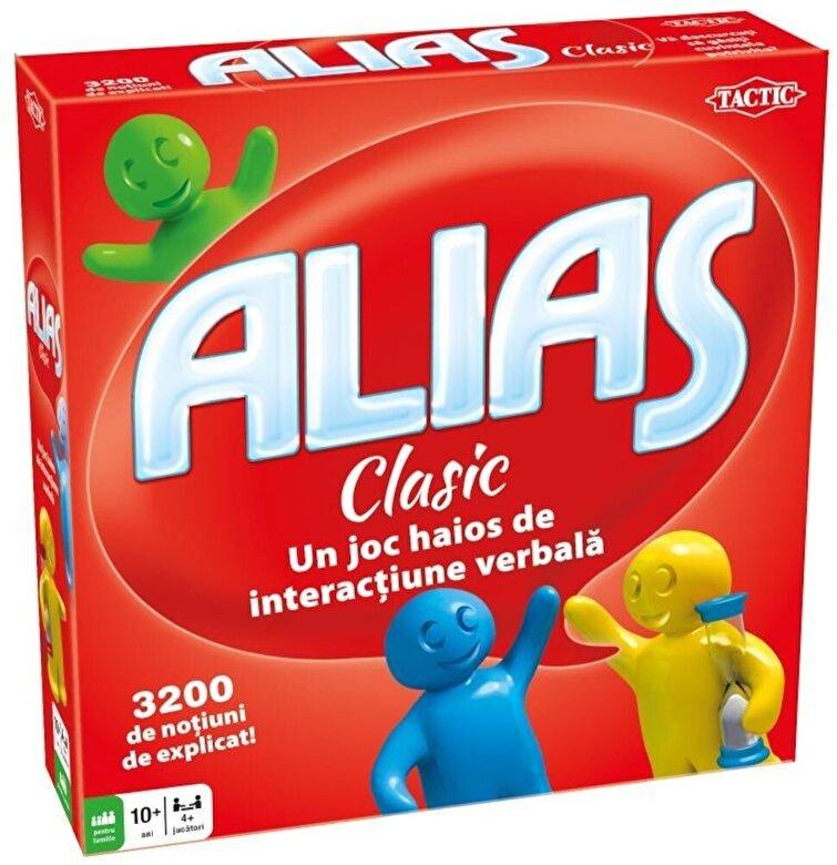 Tactic - Joc Alias Original - limba romana -