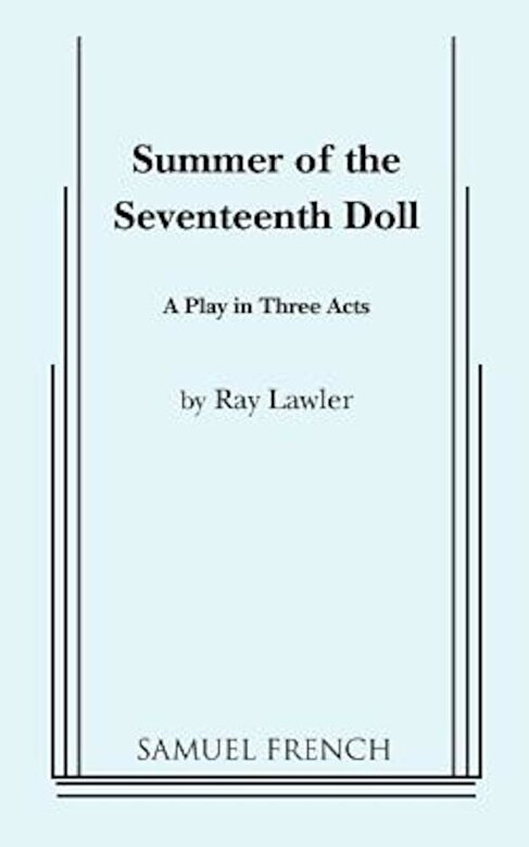 Ray Lawler - Summer of the Seventeenth Doll, Paperback -
