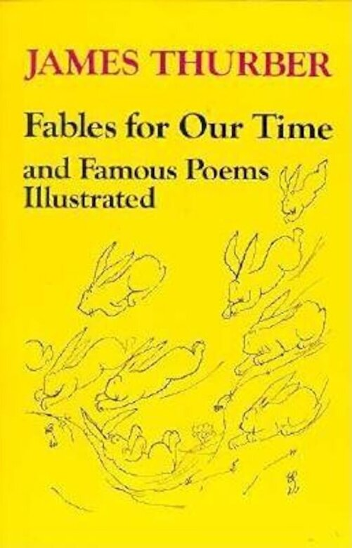 James Thurber - Fables for Our Time, Paperback -