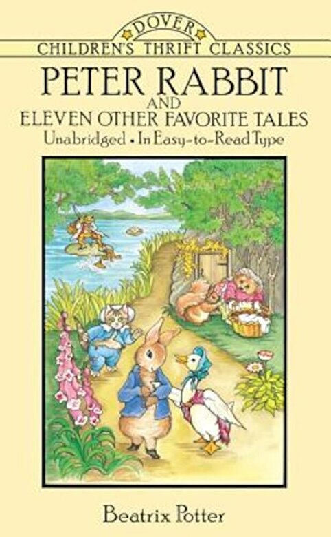 Beatrix Potter - Peter Rabbit and Eleven Other Favorite Tales, Paperback -