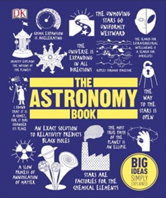 - The Astronomy Book -