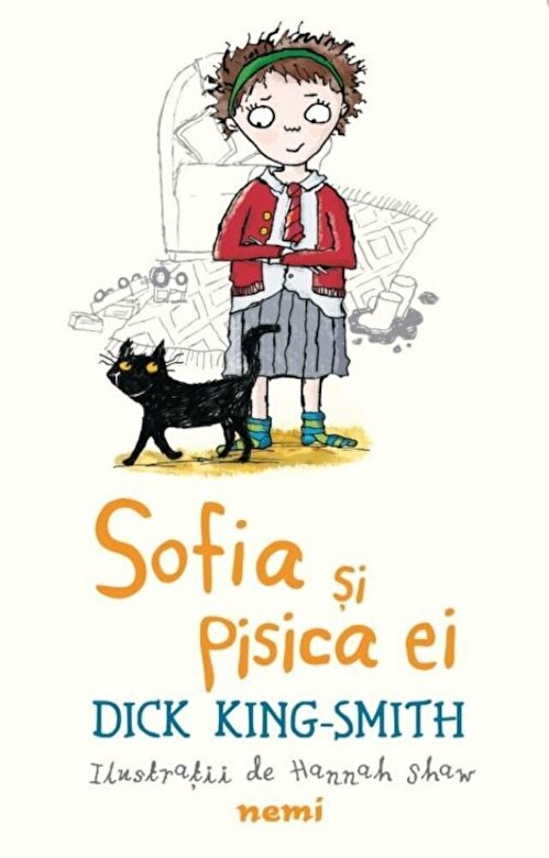 Dick King-Smith - Sofia si pisica ei -