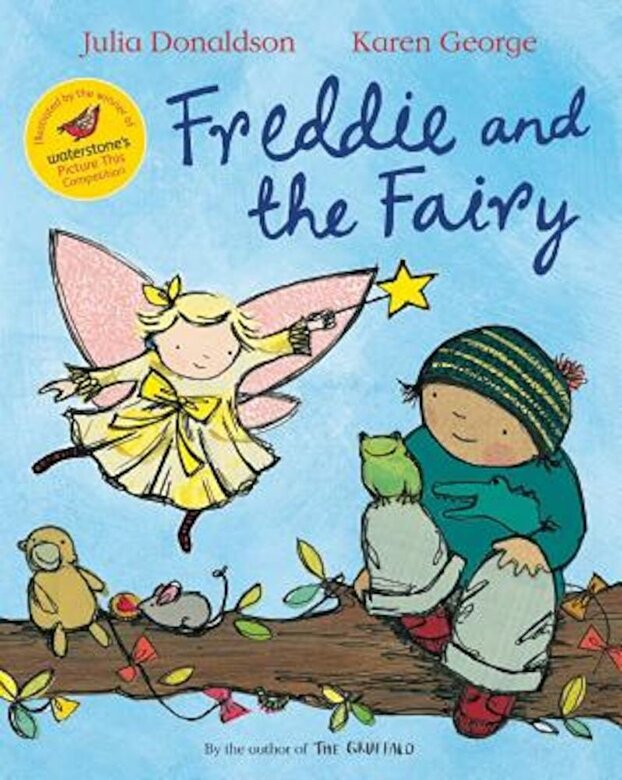 Julia Donaldson - Freddie and the Fairy, Paperback -