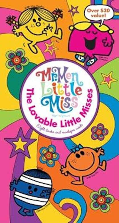 Roger Hargreaves - The Lovable Little Misses, Paperback -