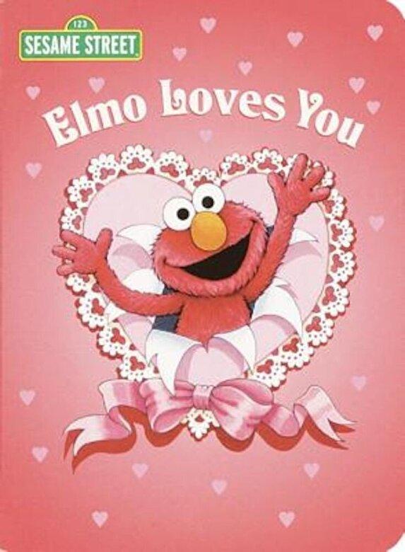 Sarah Albee - Elmo Loves You (Sesame Street), Hardcover -