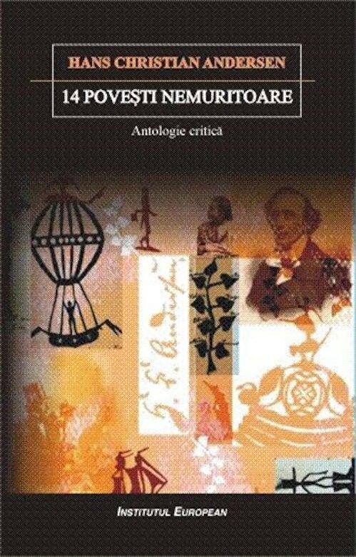 Hans Christian Andersen - 14 povesti nemuritoare - antologie critica -