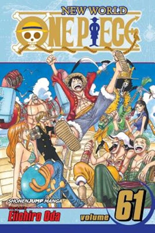 Eiichiro Oda - One Piece, Volume 61, Paperback -