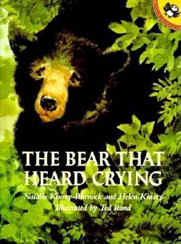 Natalie Kinsey-Warnock - The Bear That Heard Crying, Paperback -