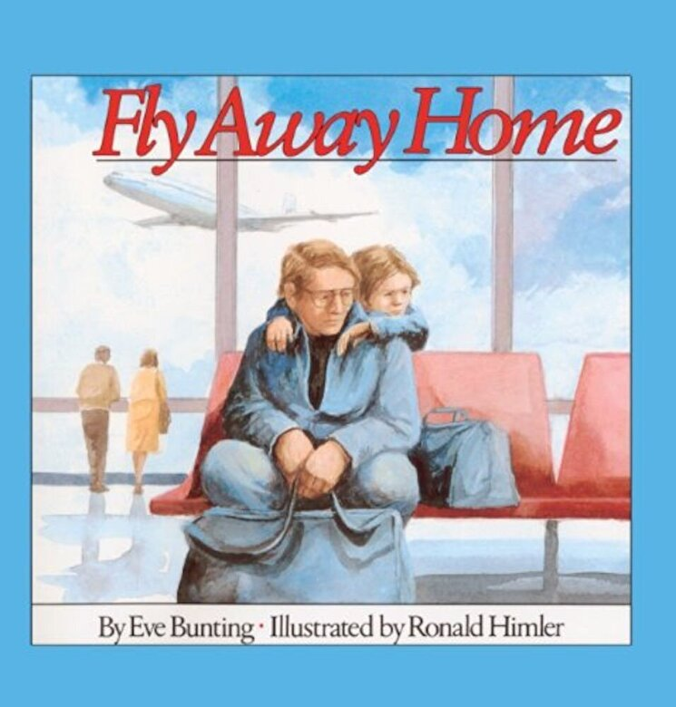 Eve Bunting - Fly Away Home, Hardcover -