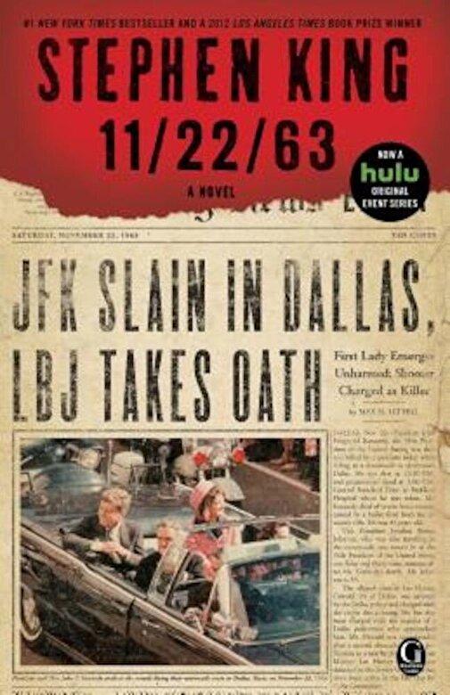 Stephen King - 11/22/63, Paperback -