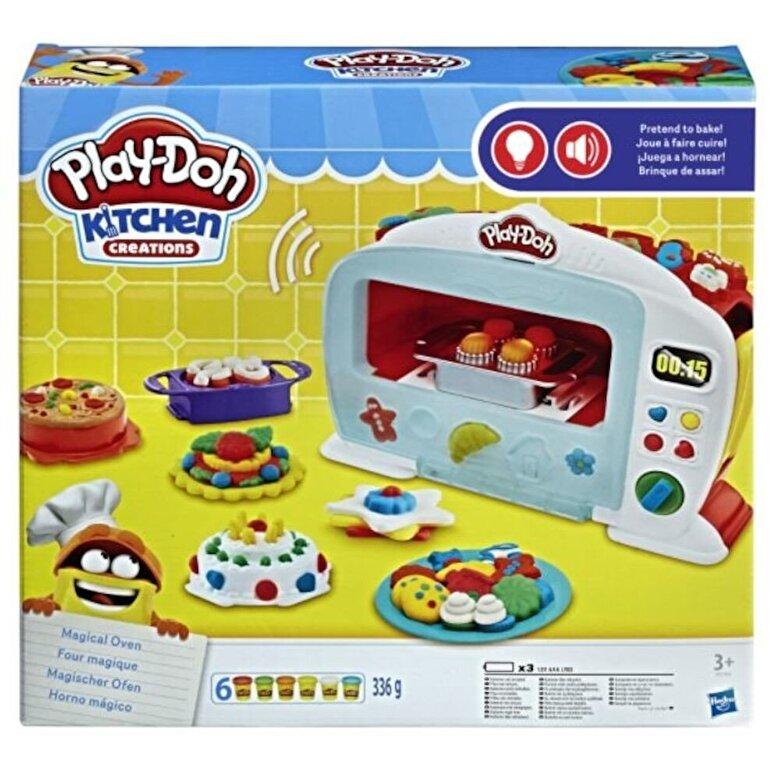 Play-Doh - Play-Doh, Set Cuptorul Magic -