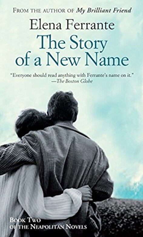 Elena Ferrante - The Story of a New Name, Paperback -