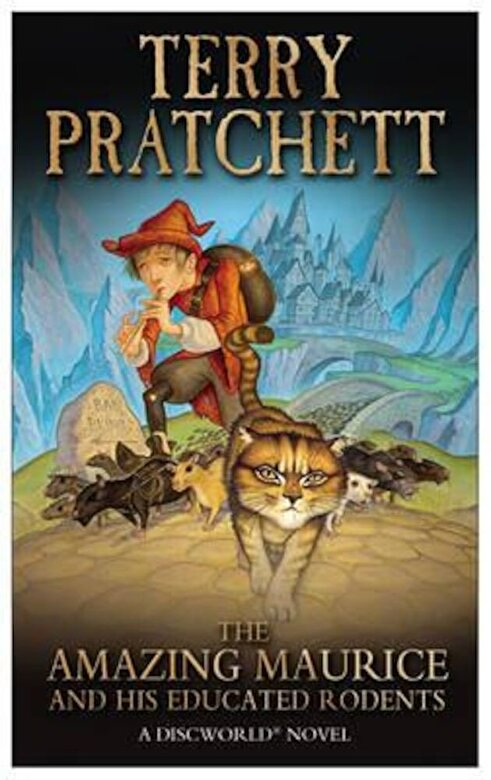 Terry Pratchett - Amazing Maurice and his Educated Rodents, Paperback -