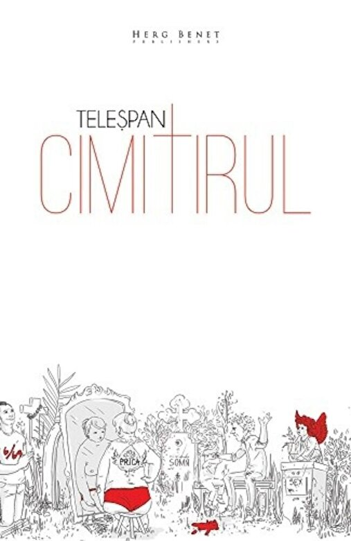 Adrian Telespan - Cimitirul (editia a 2-a) -