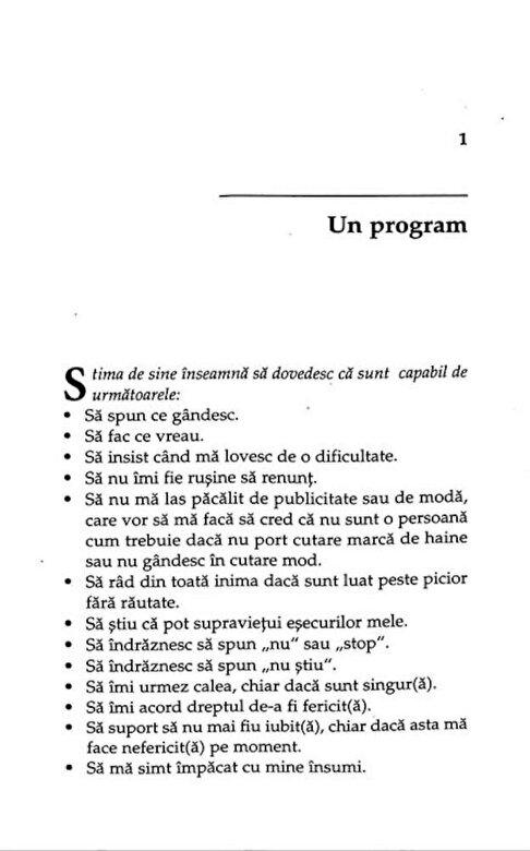 Christophe Andre - Imperfecti, liberi si fericiti. Practici ale stimei de sine -