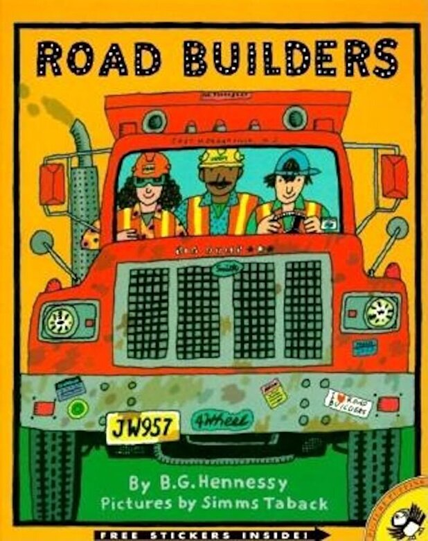 B. G. Hennessy - Road Builders, Paperback -