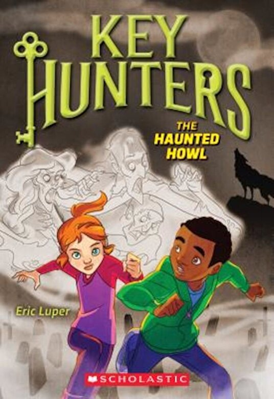 Eric Luper - The Haunted Howl, Paperback -
