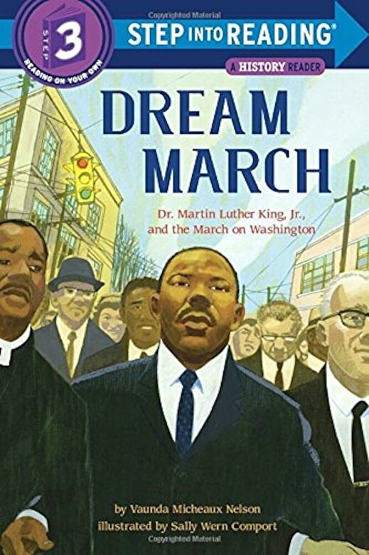 Vaunda Micheaux Nelson - Dream March: Dr. Martin Luther King, Jr., and the March on Washington, Paperback -