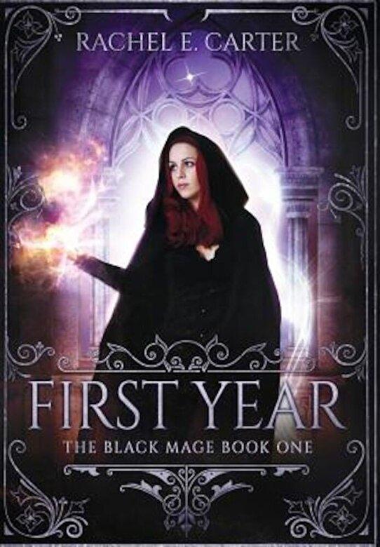 Rachel E. Carter - First Year, Hardcover -