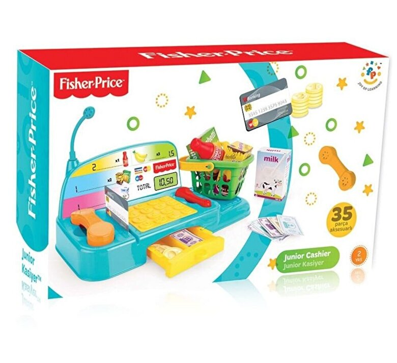 Fisher Price - Casa de marcat Junior -