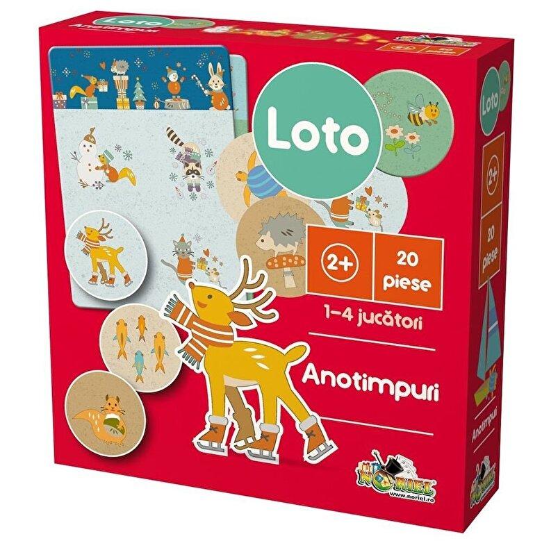 Noriel - Joc Loto - Anotimpuri -