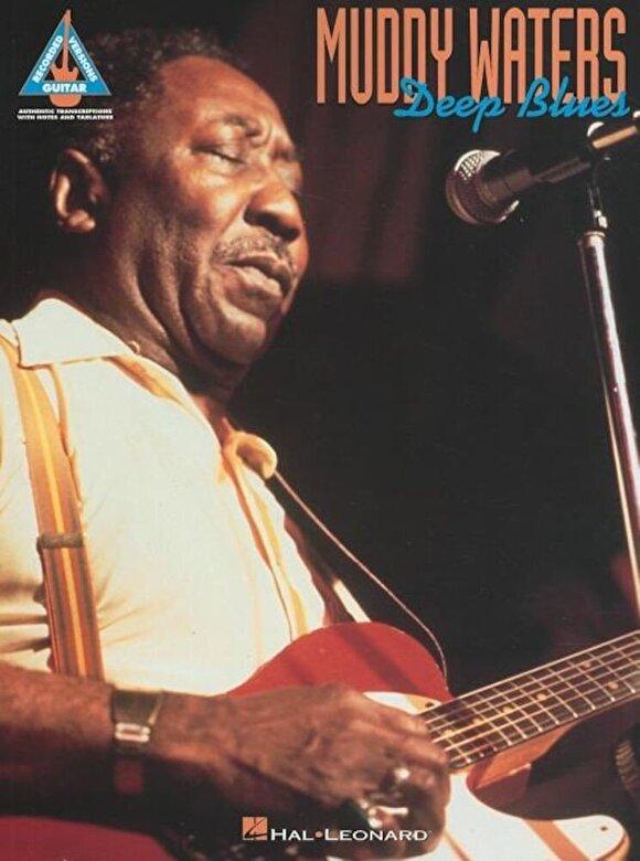 Muddy Waters - Muddy Waters: Deep Blues, Paperback -