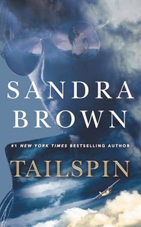 Sandra Brown - Tailspin, Hardcover -