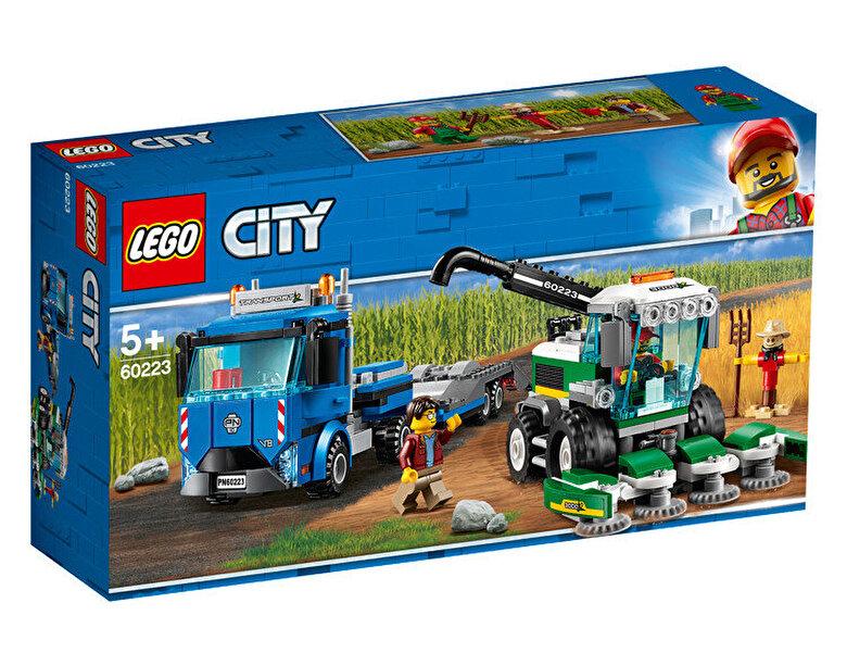 LEGO - LEGO City, Transportor de seceratoare 60223 -