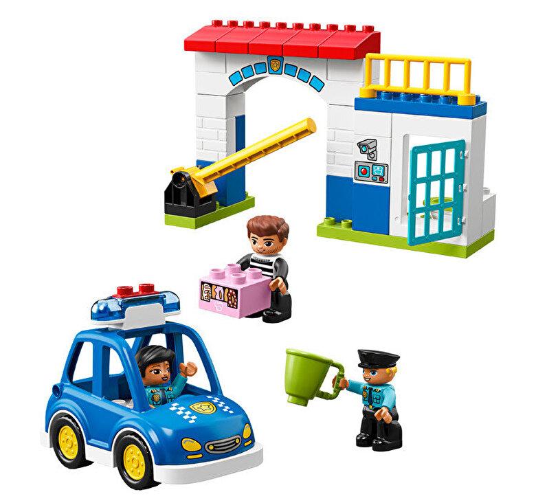 LEGO - LEGO DUPLO, Sectie de politie 10902 -