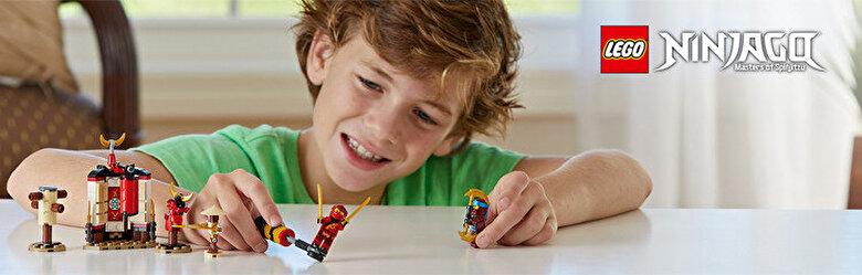 LEGO - LEGO Ninjago, Antrenament la manastire 70680 -