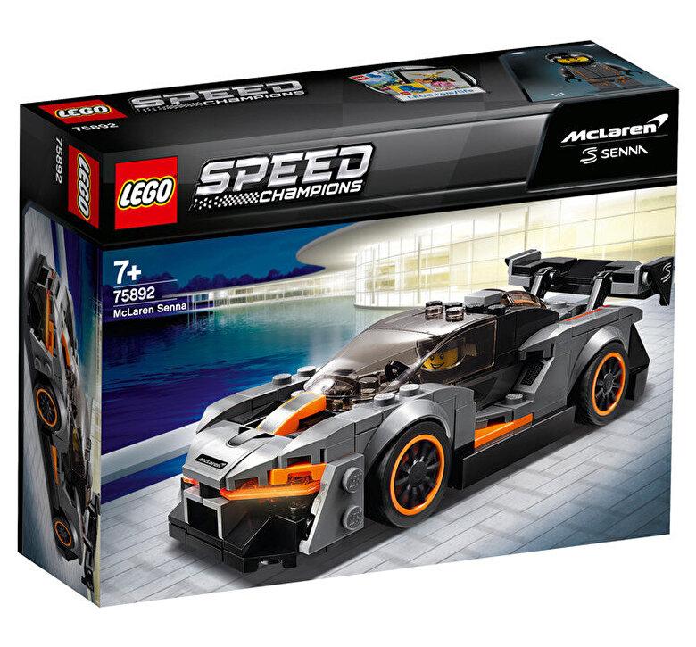 LEGO - LEGO Speed Champions, McLaren Senna 75892 -
