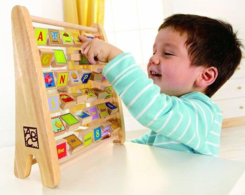 Hape - Alfabetar cu abac -